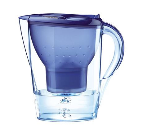 gout de l'eau carafe