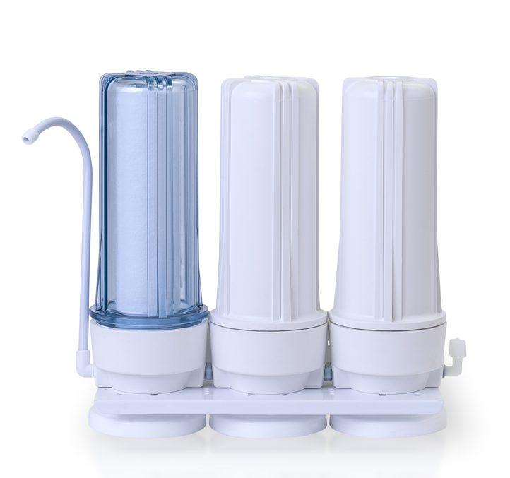 gout de l'eau osmoseur