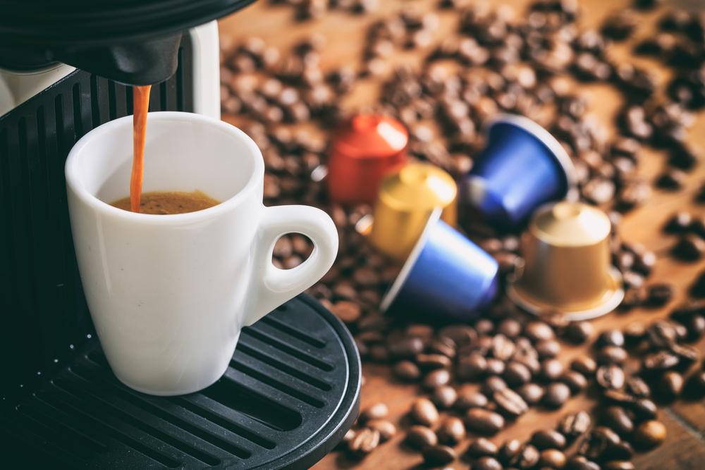 cafetières et bouilloires entartrées