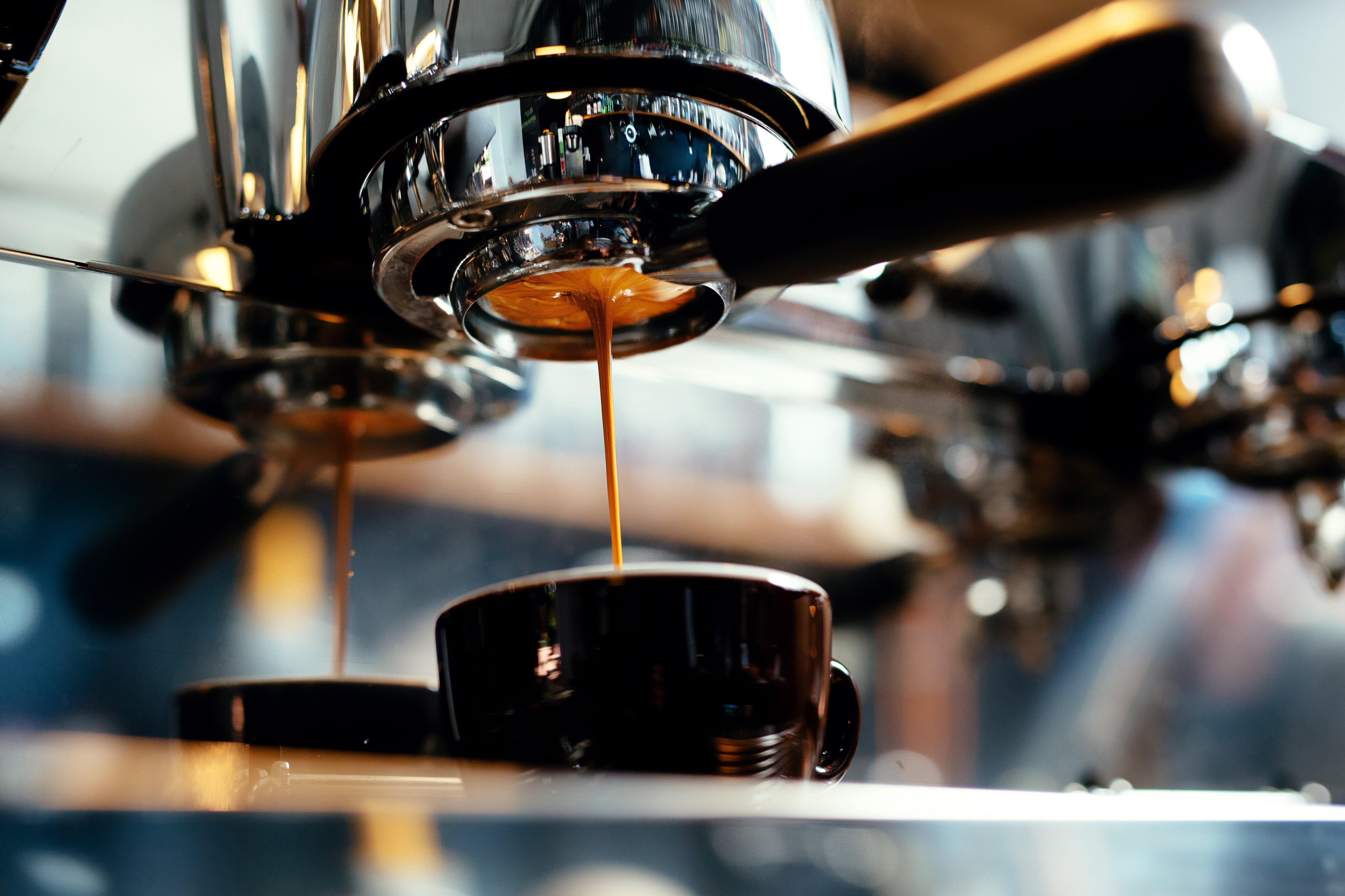 eau filtrée pour mon café