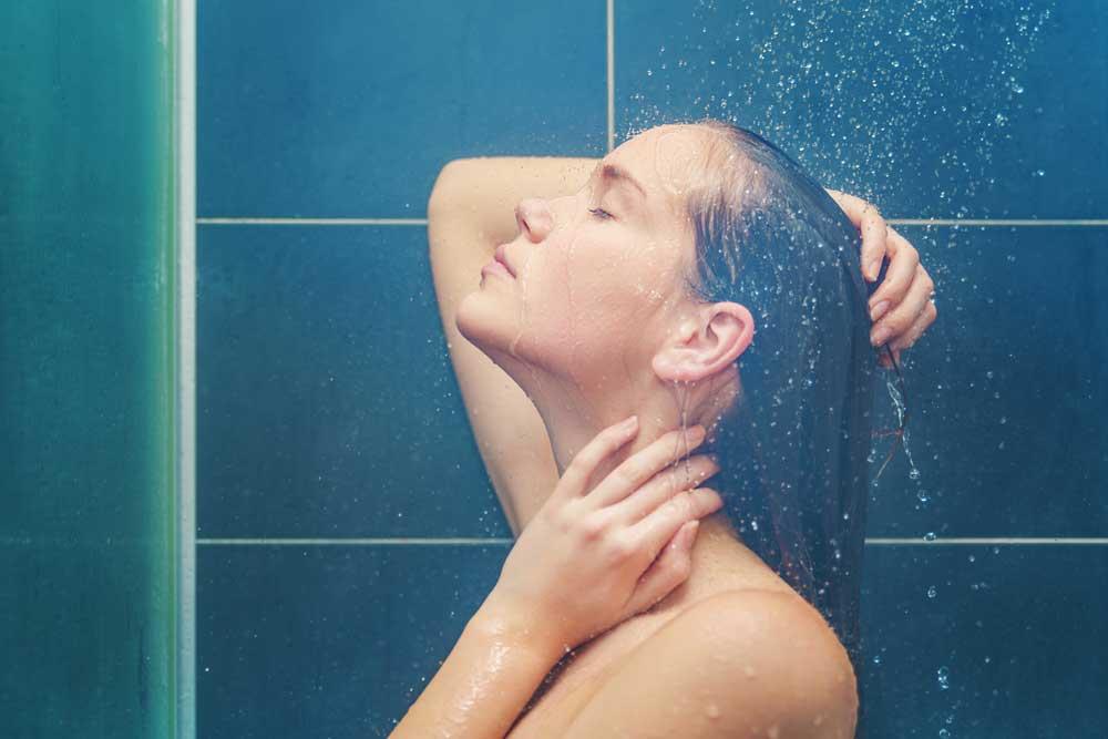 stop au calcaire douche