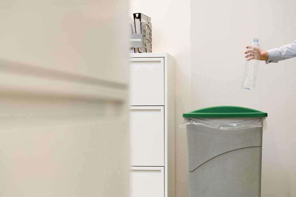 eau filtrée sur son lieu de travail écologie
