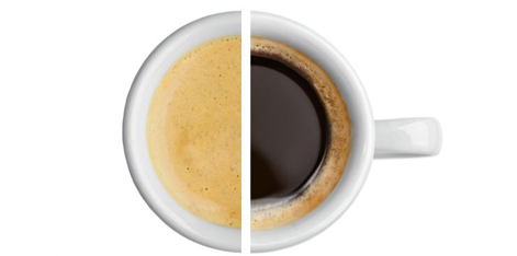 calcaire café