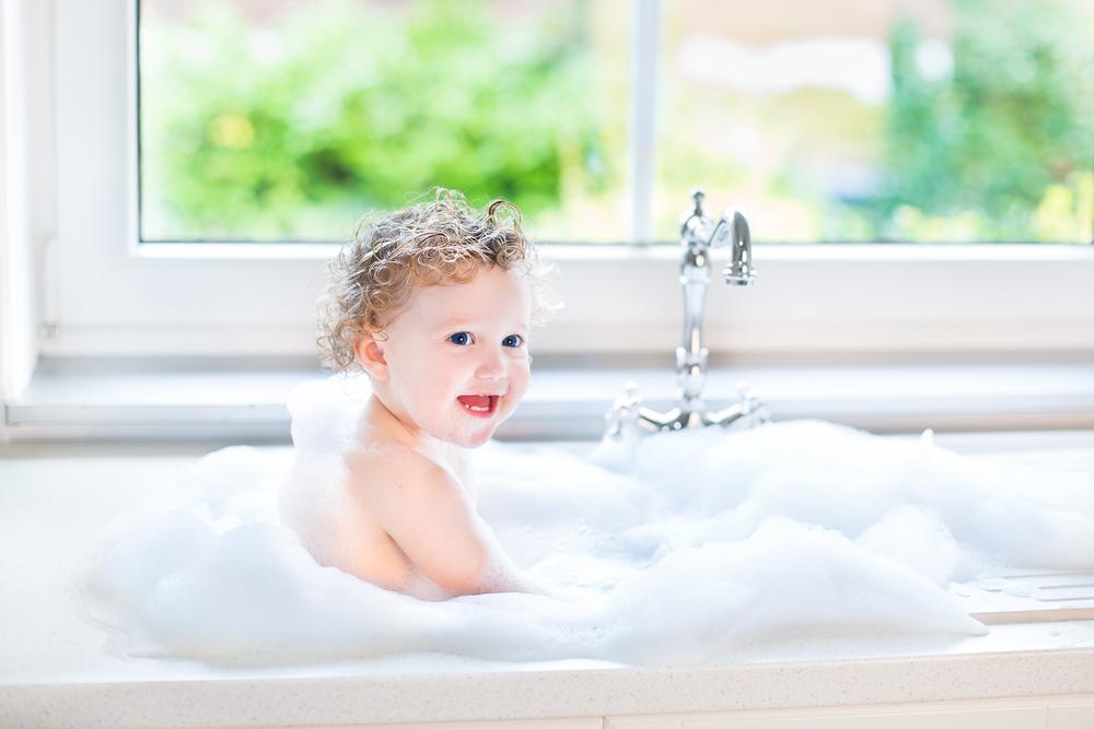 Qualité de l'eau - Bain bébé